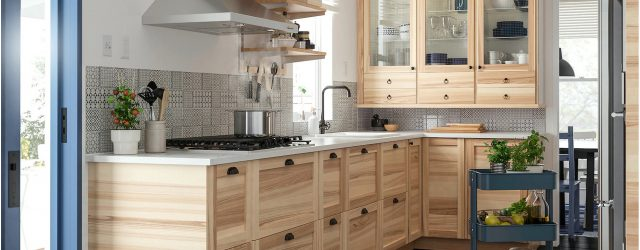 Natural Kitchen - Create a relaxed atmosphere that nature provides